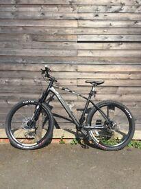 "13 Incline Delta 27.5"" Mountain Bike great bike"