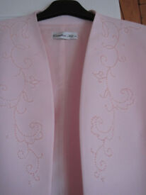 Two piece Mother of the bride wedding outfit – size 16,