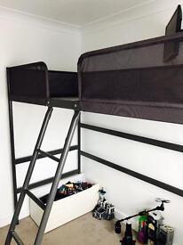 Ikea high rise single bed