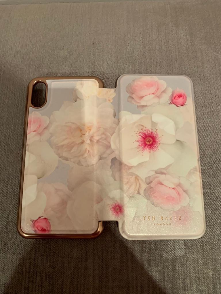 eefaed135 Ted Baker iPhone X Case - NALIBISE