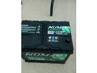 75 ah leisure battery as new