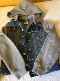 Boys denim jacket age 9-10yrs