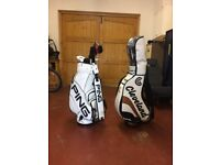 Ping Golf Bag never used Cleveland golf bag good condition