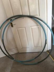 Weighted Hula Hoop - 1.8Kg (sell in pairs)