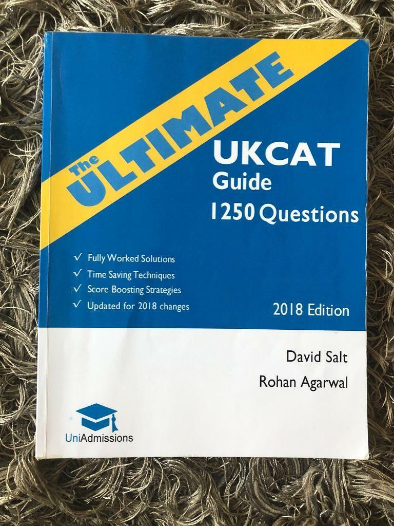 UKCAT Medicine Revision Book | in York, North Yorkshire | Gumtree