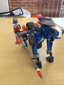 Lego nexo knights mechahorse