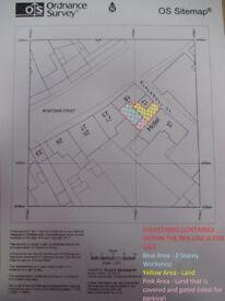 Large Workshop / Storage Property for sale oiro 50k