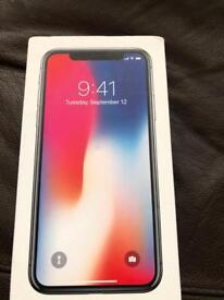 I PHONE X 64GB UNLOCK PHONE SPACE GRAY