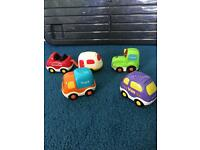 Toot toot drivers sets £10 each
