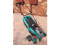Bosch Rotak 37 LI Ergoflex cordless mower
