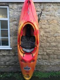 Dagger Mamba Whitewater Kayak