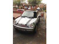 Mini Cooper 1.6 2002