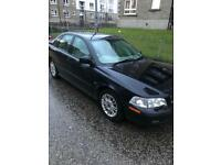 Volvo S40 Black Diesel Car