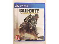 Call Of Duty Advanced Warfare / PS4 Game