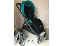 Mamas and papas armadillo flip buggy pushchair