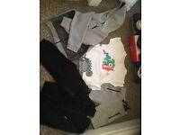 Bundle of river island boys clothes