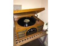 Crosley vintage vinyl player