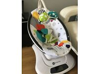 4moms mamaroo baby seat RRP £299