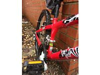 Kids bikes for sale, mountain bike style, girls bike for 6-8 years, boys/unisex 8-10. Years