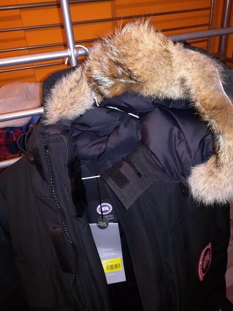 Original Canada Goose Jacket From Regent Street Official Store Rrp