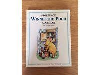 Stories of Winnie-the-Pooh by AA Milne (hardback)