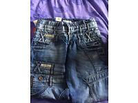 Men's clipo&baxx jeans. NEW size 32