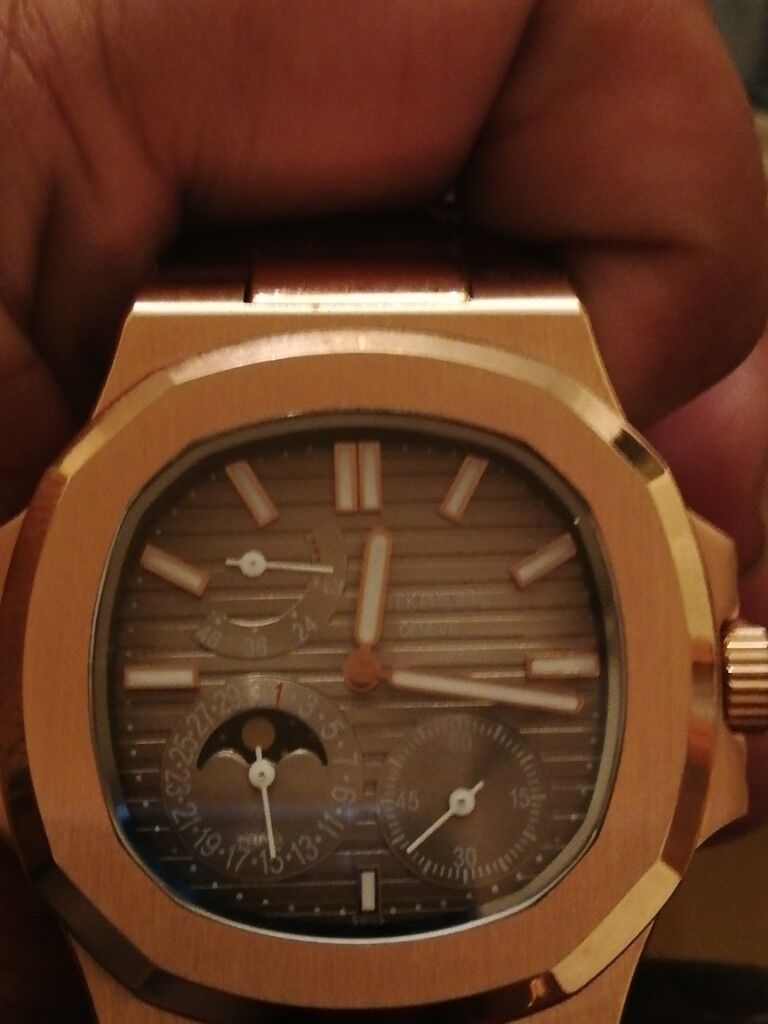 48bc770c351 Patek philippe nautilus 5712r Rose gold. R. | in Bradford, West ...