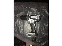Makita 18v combi drill white used good condition