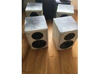 Eltax Monitor III Speakers x4 for £50