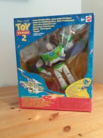 Buzz Lightyear Transformer