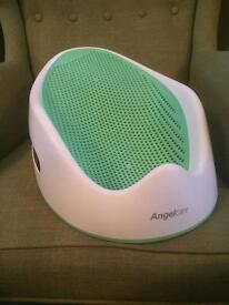 Angelcare Bath Seat - Green