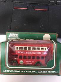 Lledo promotional model national garden festival 1986