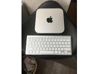 Apple Mac Mini i5-8GB RAM-256GB SSD with Apple keyboard - No mouse