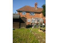 Wanted 1 bed in Torpoint swap for 3 bed end terraced in Canterbury Kent.