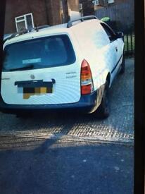Vauxhall Astra 1.7 CDTI Van