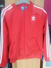 Women's size 12 Adidas zip up jacket