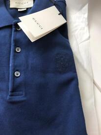 Original Gucci polo full sleeve top