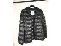 Black women jacket, size 10