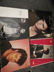 11 Paul Young Vinyl Bundle