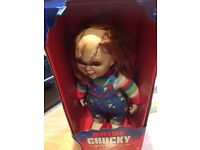 Chucky doll and bride