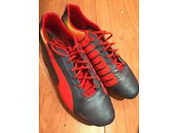 Puma EvoSpeed 1.2 FG Football Boots (10.5)