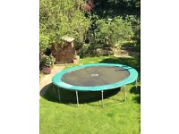 14 foot TP all weather Trampoline
