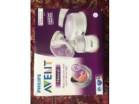 Agent electric breast pump
