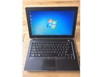 Dell Latitude E6330 laptop Intel 3.4ghz x 4 Core i5 3rd generation Processor with webcam and HDMI