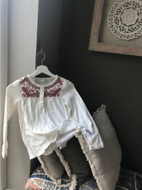 9 - 11 years old girl clothes