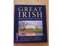 Book - great Irish Houses & Castles