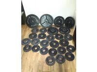 Bodypower Olympic Plates