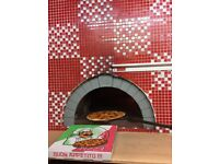 PIZZA SHOP (WOOD OVEN) For Sale