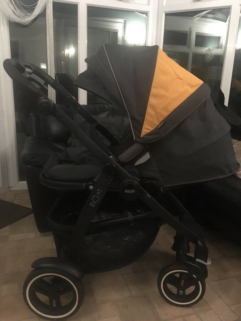 Graco Evo XT - good condition
