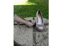 Selection of Ladies size 8 heels